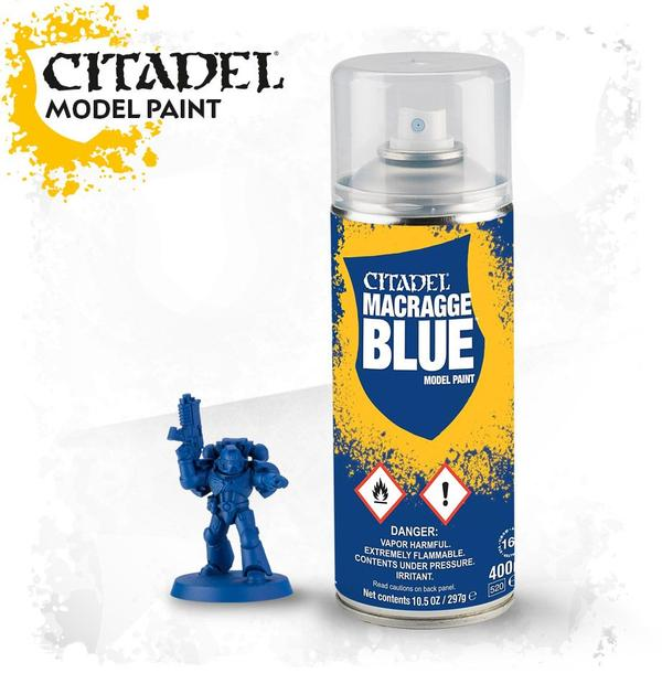 Citadel: Macragge Blue (In-Store Pickup Only)