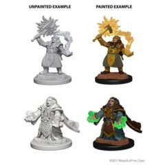 Dwarf Cleric (Female)