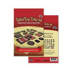 TableTop Tokens Furnishings Set