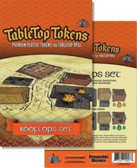 TableTop Tokens Rooftops Set