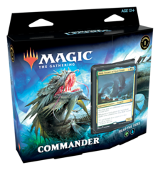 Commander Legends: Reap The Tides Commander Decks