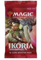 Ikoria, Lair of Behemoths, Draft Booster Pack