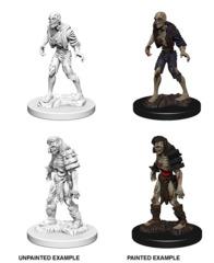 72567 D&D Nolzur's Marvelous Miniatures: Zombies