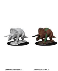 73533 D&D Nolzur's Marvelous Miniatures: Triceratops