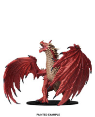 73144 Pathfinder Battles Deep Cuts: Gargantuan Red Dragon