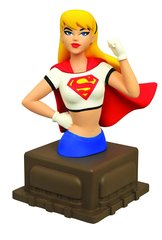 Diamond Select Toys Superman: The Animated Series: Supergirl Bust