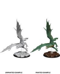 73684 D&D Nolzur's Marvelous Miniatures: Young Green Dragon