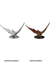 73711 D&D Nolzur's Marvelous Miniatures: Young Brass Dragon