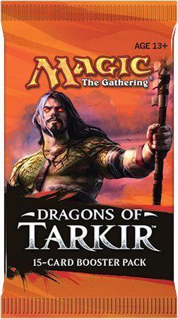 Dragons of Tarkir Booster Pack