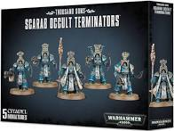 Thousand Sons Scarab Occult Terminators 43-36