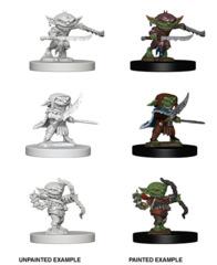 72579 Pathfinder Deep Cuts Unpainted Miniatures: Goblins