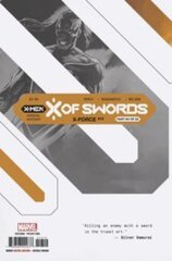 X-FORCE #13 2ND PTG VAR XOS