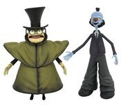 NBX SELECT SERIES 10 CORPSE DAD & MR HYDE FIGURE
