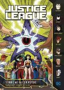 JUSTICE LEAGUE YR TP STARRO AND CYBERSPORE