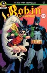 Robin 80Th Anniv 100 Page Super Spectacular #1 1940S Jim Lee (STL148020)