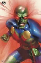 Martian Manhunter #7 (Of 12) Var Ed