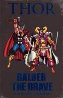 Thor Balder The Brave Premiere A