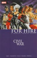 Civil War: Heroes For Hire Tp