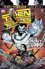 Teen Titans #33 Yotv Dark Gifts