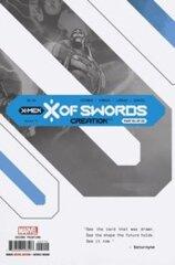 X OF SWORDS CREATION #1 2ND PTG LARRAZ VAR