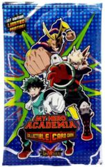 My Hero Academia Collectible Card Game Booster Pack Wave 1