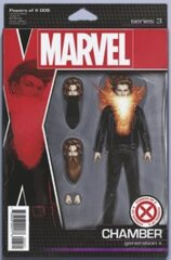 Powers Of X #5 (Of 6) Christopher Action Figure Var (STL130613)