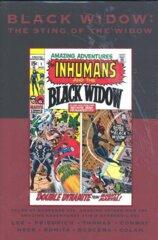 Black Widow Sting Of The Widow Premiere A