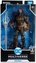 Justice League (2021) DC Multiverse Aquaman Action Figure