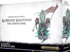 Kurdoss Valentian, The Craven King
