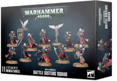 Battle Sisters Squad