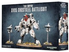 Tau XV95 Ghostkeel Battlesuit