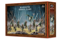 Wood Elf Eternal Guard (10 models)