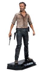 The Walking Dead TV Version Color Tops Action Figure Rick Grimes 18 cm