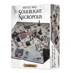 Warhammer Age of Sigmar Soulblight Necropolis Battle Mat