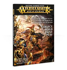 Getting Started with Warhammer Age of Sigmar (OLD)
