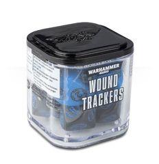 Warhammer 40,000 Wound Trackers (8)