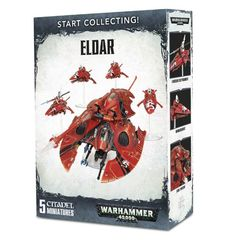 Start Collecting! Eldar [OOP]