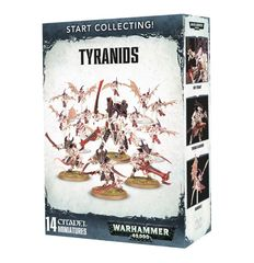 Start Collecting! Tyranids [OOP]
