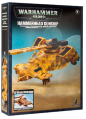Tau Hammerhead/Sky Ray Gunship