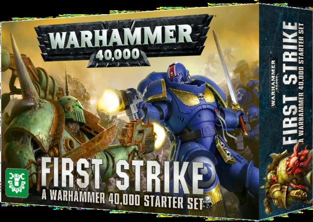 Warhammer 40,000 First Strike