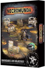 Necromunda Barricades & Objectives