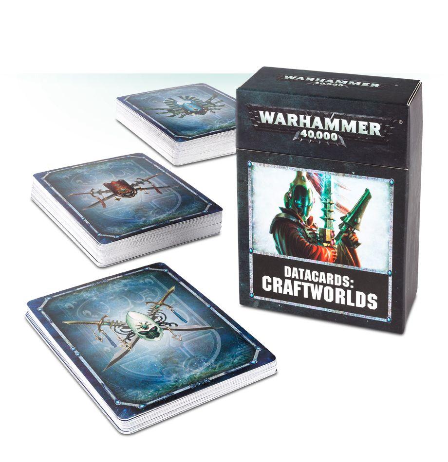 Datacards: Craftworlds