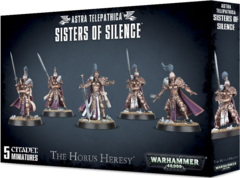 Sisters of Silence Vigilators / Witchseekers / Prosecutors