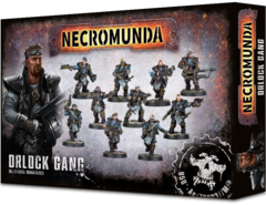 Necromunda: House Orlock Gang