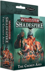 Shadespire – The Chosen Axes