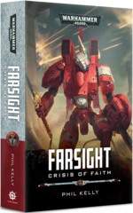 Farsight: Crisis Of Faith (Pb)