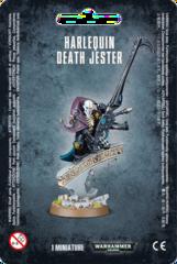 Eldar Harlequin Death Jester
