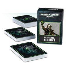 Datacards: Necrons
