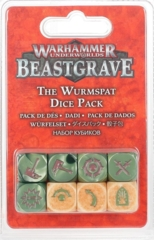 The Wurmspat Dice Set