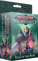 Nightvault – The Eyes of the Nine